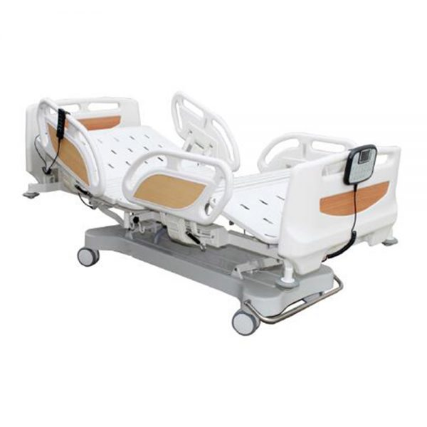 Five-Function Electric Sickbed Hospital Bed