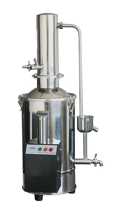 Electric-Heating Distilling Apparatus