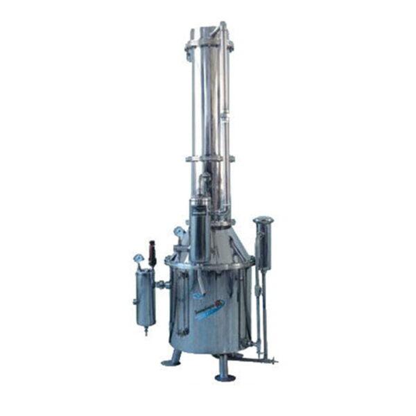 Re-Distilled Water Distillation Unit