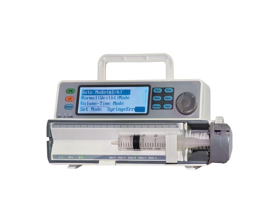 Portable Medical Syringe Pump