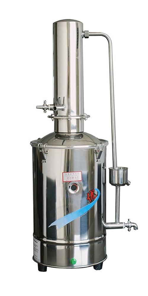 Water Distilling Apparatus