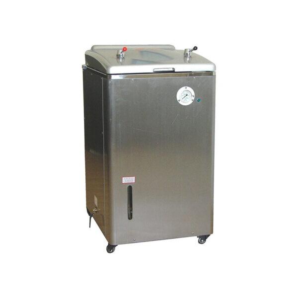 Manual Control Vertical Pressure Steam Sterilizer