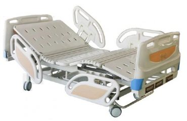 Learn more about the versatile and practical patient bed.